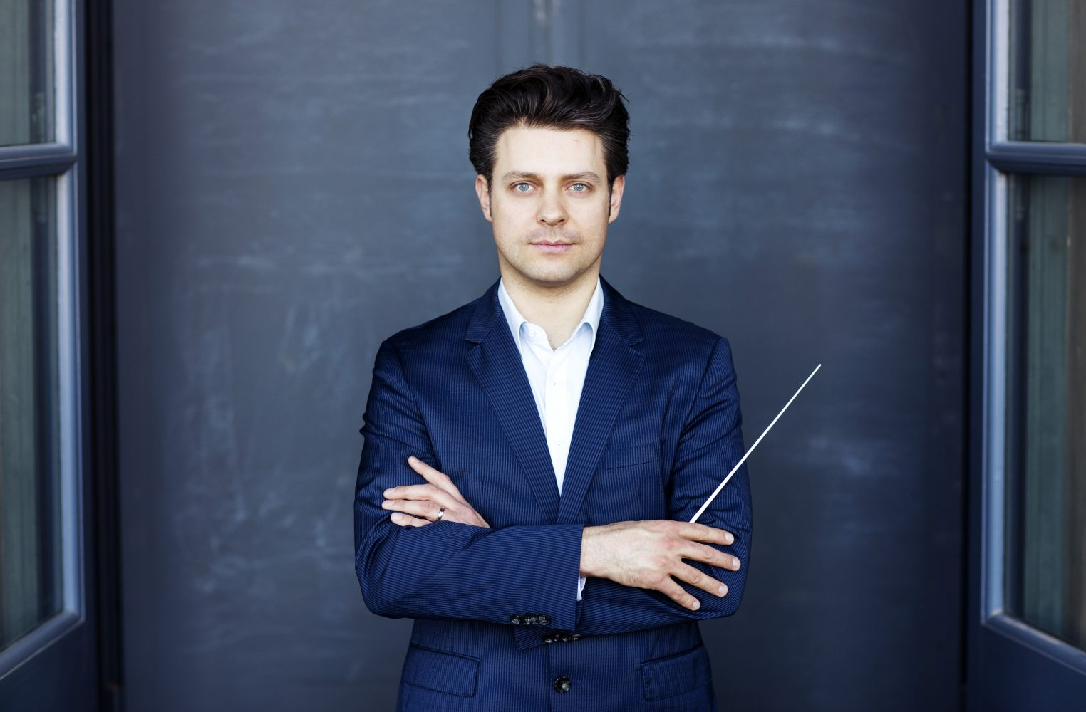Joseph Bastian steps in to conduct the SWR Symphonieorchester