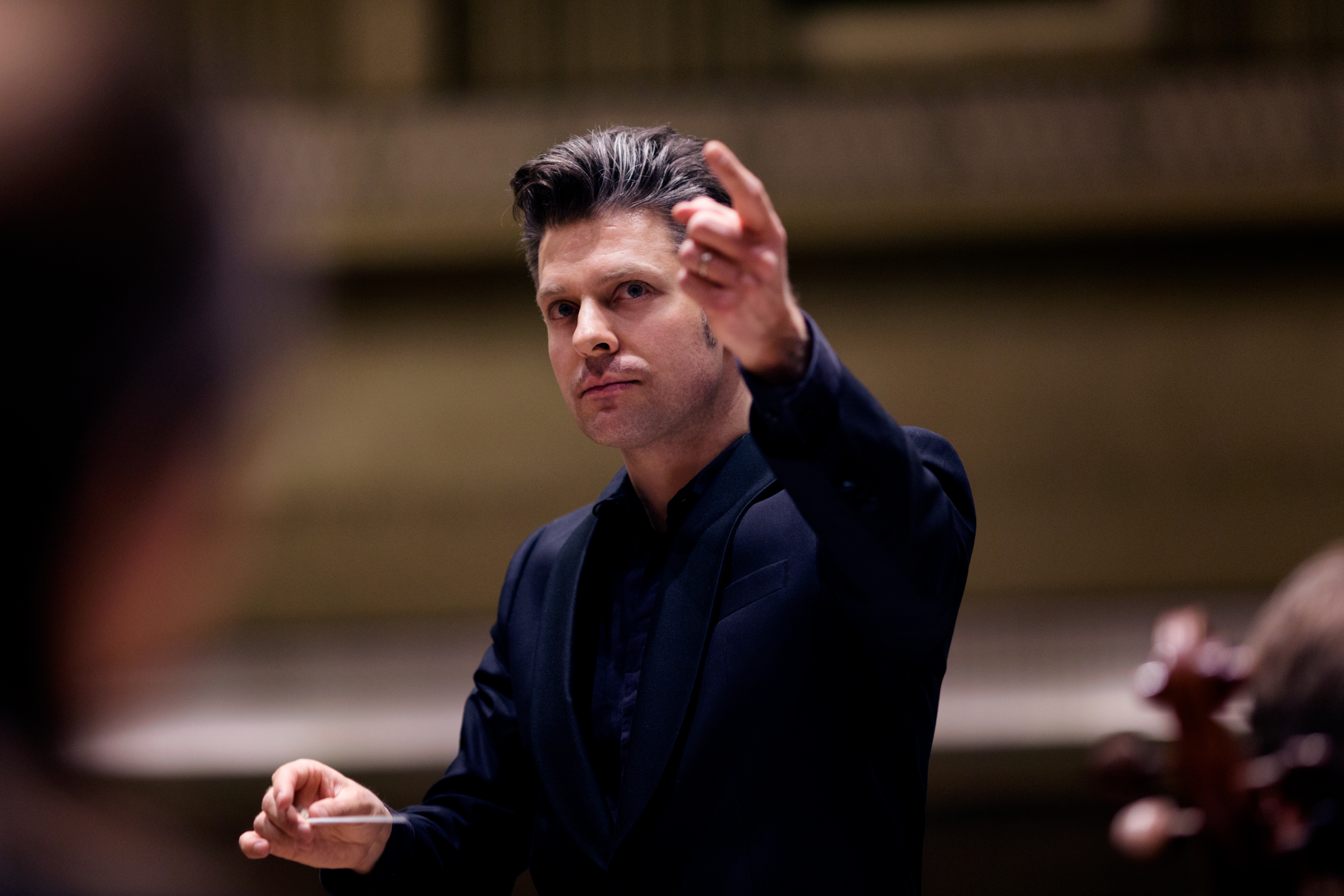 Joseph Bastian debuts with the Bavarian Youth Orchestra